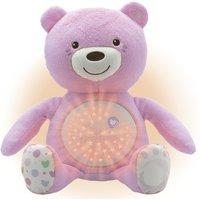Chicco Nachtlicht   Musikalischer Baby Bär ¦ rosa/pink ¦ 100% Polyester ¦ Maße (cm): B: 36,5 H: 14 Baby > Spielen > Lernspielzeug - Höffner