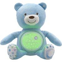 Chicco Nachtlicht   Musikalischer Baby Bär ¦ blau ¦ 100% Polyester ¦ Maße (cm): B: 36,5 H: 14 Baby > Spielen > Lernspielzeug - Höffner