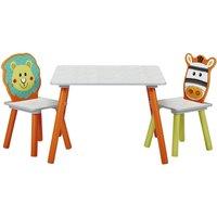 Kindersitzgruppe Safari ¦ mehrfarbig - Höffner