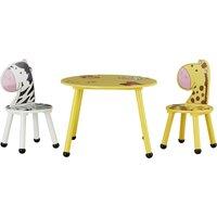 Kindersitzgruppe Savanna ¦ gelb - Höffner