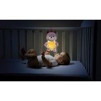 Chicco Nachtlicht mit Musik   Gute Nacht Bärchen Plüsch ¦ Plüsch: 100% Polyester Baby > Spielen > Lernspielzeug - Höffner