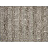 Handgewebter Teppich  Nordic 2 ¦ braun ¦ 100% Wolle, Wolle ¦ Maße (cm): B: 130 Teppiche > Wohnteppiche > Naturteppiche - Höffner