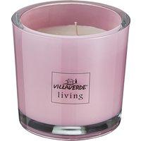 3-Docht Duftkerze Wildcherry ¦ rosa/pink ¦ Glas , WachsØ: 12 Dekoration > Kerzen & Lichter - Höffner