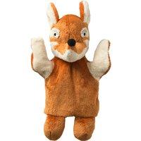 Heunec Handpuppe  Herr Fuchs ¦ orange ¦ Synthetikplüsch (100% Polyester) ¦ Maße (cm): B: 15 H: 28 Baby > Baby Textilien > Baby Bettwaren - Höffner