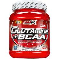 Glutamine + bcaa natural - 500g