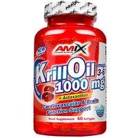 Krill oil omega 3-6 1000mg - 60 softgels