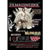 FILMAUSWEIDER - Das Splattermovies Magazin - Ausgabe 1 - Human Centipede; Piranha 3DD REC 3: Genesis The Bunny Game The walking Dead Season 3