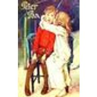 Peter Pan Kiss (Notizbuch)