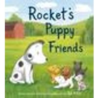 Rocket's Puppy Friends