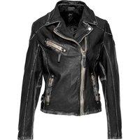 Gipsy - PGG LULV - Girls leather jacket - black