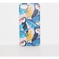 Pink Cases - Coconut Lane Pink Toucan Print Phone Case
