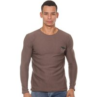 FIOCEO Pullover Rundhals slim fit