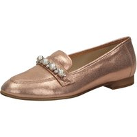 Sioux Slipper Godiwa-702 Klassische Slipper rosegold Damen Gr. 40