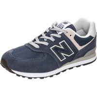 New Balance 574 - Kinder Schuhe navy Gr. 37,5