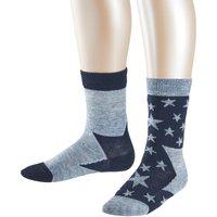 Esprit Socken Melange Star 2-Pack (2 Paar)