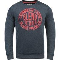 Blend Sweatshirt »Ilas« Sweatpullover mit Logoprint