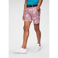 IZOD Shorts mit tropischen Motiven (ohne Gürtel)
