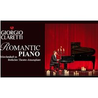 Giorgio Claretti: Romantic Piano Märchenhaft in festlicher Theater-Atmosphäre