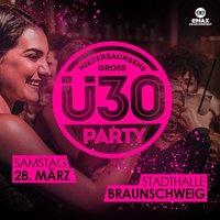 Ü30 Party Braunschweig präsentiert von: Emax Entertainment