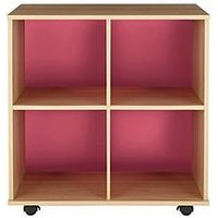 Product photograph showing Milo Kids Shelf Storage