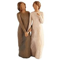 Product photograph showing Willow Tree My Sister My Friend