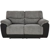 Product photograph showing Sienna 2 Seater Recliner Sofa