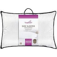 Product photograph showing Snuggledown Of Norway Side Sleeper Pillow