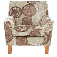 Product photograph showing Marrakesh Fabric Armchair