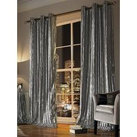 Product photograph showing Kylie Minogue Iliana Lined Eyelet Curtains