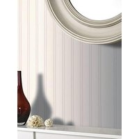 Product photograph showing Graham Brown Wall Doctor Beadboard Wallpaper
