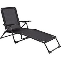 Product photograph showing Marseilles 5-position Folding Lounger