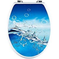 Product photograph showing Aqualona Splash Toilet Seat