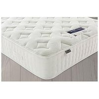 Product photograph showing Silentnight Jasmine 2000 Pocket Memory Mattress - Medium