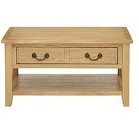 image-Luxe Collection - London Oak Storage Coffee Table