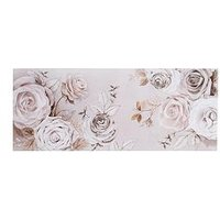 Product photograph showing Graham Brown Rose Trial Printed Canvas