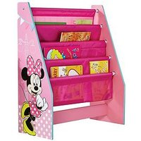Product photograph showing Minnie Mouse Sling Bookcase