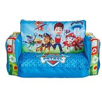 Product photograph showing Paw Patrol Flip Out Sofa
