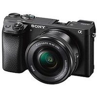Sony A6300 Compact System 24.2 Megapixel Camera (With 16-50Mm Lens) sale image
