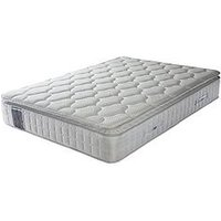 Product photograph showing Sealy Posturepedic Felicity 1400 Pocket Latex Pillowtop Mattress Ndash Medium