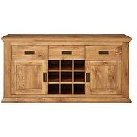 Clifton Large Wine Rack Sideboard