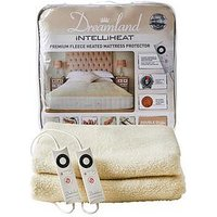 image-Dreamland Intelliheat Premium Fleece Mattress Protector