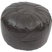 Product photograph showing Kaikoo Moroccan Pouffe