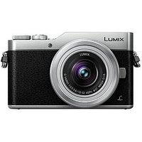 Panasonic Panasonic Lumix Dmc-Gx800 Compact System Camera With 12-32Mm Standard Zoom Camera Lens - Silver. sale image