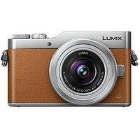 Panasonic Lumix Dmc-Gx800 Compact System Camera With 12-32Mm Standard Zoom Camera Lens - Tan. sale image