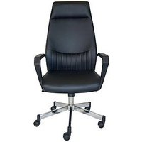 Product photograph showing Alphason Brooklyn High Back Office Chair