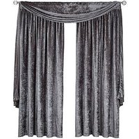 Product photograph showing Laurence Llewelyn-bowen Scarpa Curtain Scarf
