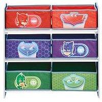 Product photograph showing Pj Masks Pj Masks Kids Toy Storage Unit By Hellohome