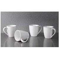 Product photograph showing Portmeirion Shoreside Set Of 4 Mugs