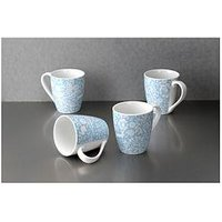 Product photograph showing Portmeirion Hide And Seek Mugs - Set Of 4