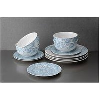 Product photograph showing Portmeirion Hide And Seek 12-piece Dinner Set
